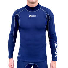 Тепловой Топ Vaikobi Vcold Flex Thermal Top  - Navy Vk-105