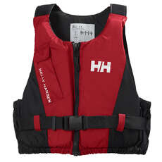 Helly Hansen Rider Vest Buoyancy Aid  - Красный / Черный