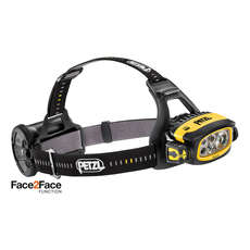 Petzl Duo S 1100L Face2Face Аккумуляторная Фара - Желтый