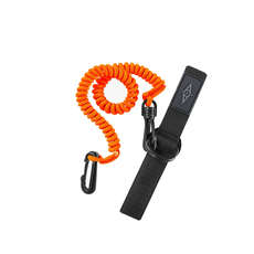 Point 65 Paddle Leash Coiled - Оранжевый