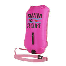 Swim Secure Dry Bag Tow Float 28 Ltr - Ярко-Розовый