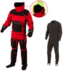 Тайфун Ps330 Xtreme Drysuit 2019 & Undersuit