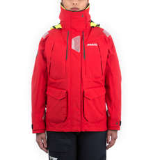 Musto Womens Br2 Offshore Jacket  - Настоящий Красный / Настоящий Красный