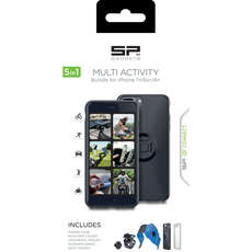 Sp Connect Multi Activity Bundle Для Iphone 7 Plus / 6S Plus / 6 Plus - Черный